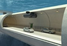 Norway's Underwater Floating Tunnel