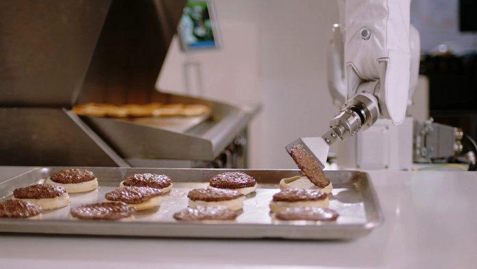 Flippy-Burger-Flipping-Robot