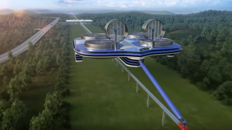 Could this be the future of public transportation?