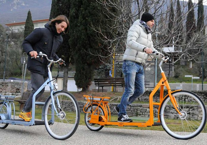 LoPiFit Electric Walking Bike