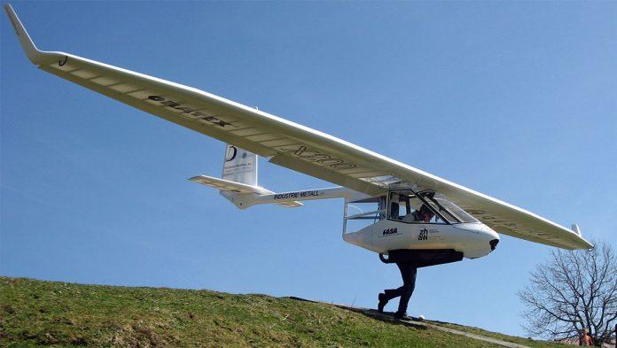Personal-Hang-Glider