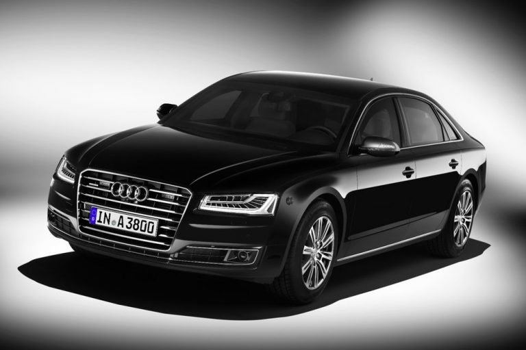 A8 L Security is the most secure Audi ever