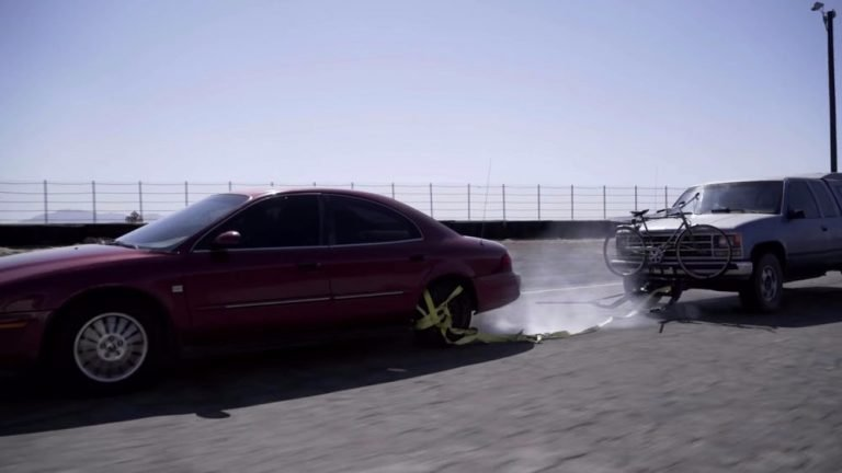 Grappler Police Bumper Can Safely End High-Speed Chases