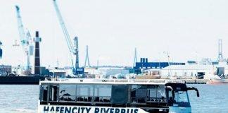 Hafencity-Riverbus