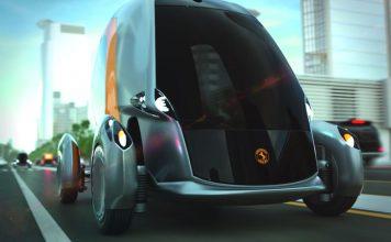 Continental-BEE-Autonomous-Car