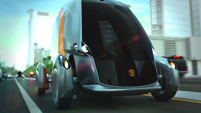 Continental-BEE-Autonomous-Car