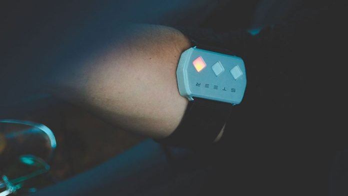 Steer-Wearable-Device-Stay-Awake-Driving