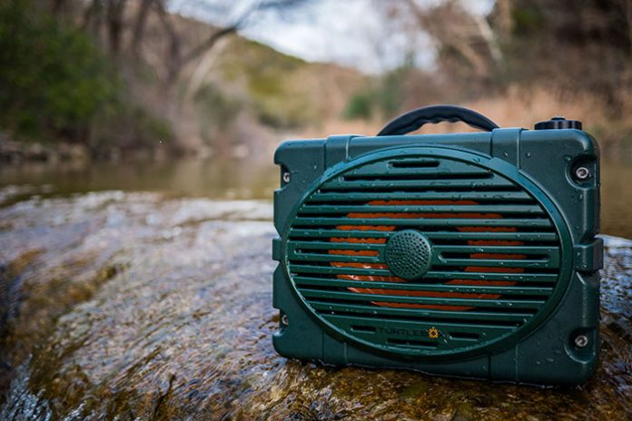 Turtlebox-Portable-Bluetooth-Outdoor-Speaker