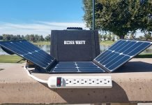 Boss-Watt-Solar-Generator-Wall-Socket