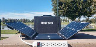 Boss-Watt-Solar-Generator-Wall-Socket