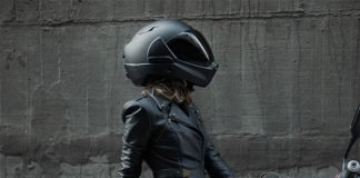 CrossHelmet-Smart-Motorcycle-Helmet
