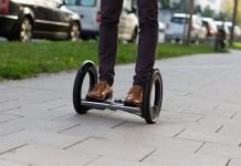 UrmO-Self-Balancing-Foldable-Electric-Scooter