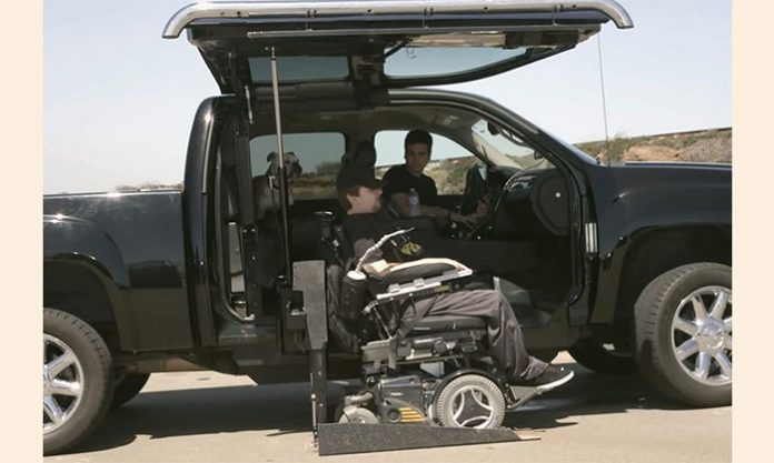 GMC-Denali-Wheelchair-Lift-Conversion