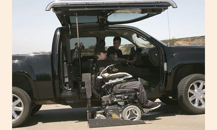 All Terrain Custom Wheelchair Lift Conversions