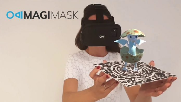 MagiMask-High-Definition-Augmented-Reality