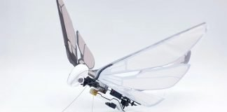 MetaFly-Biomimetic-Controllable-Creature