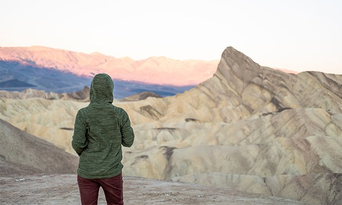 Evolution Hoodie – Made from recycled coffee grounds and plastic bottles