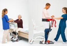 Molift-Raiser-Pro-Sit-to-Stand-Transfer