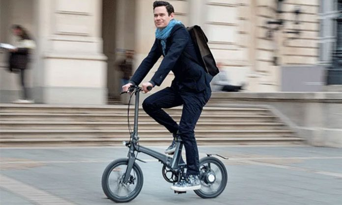 Worlds-Lightest-Folding-eBike-The-ONE