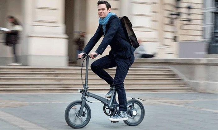 United City Bikes launches the world's lightest folding eBike