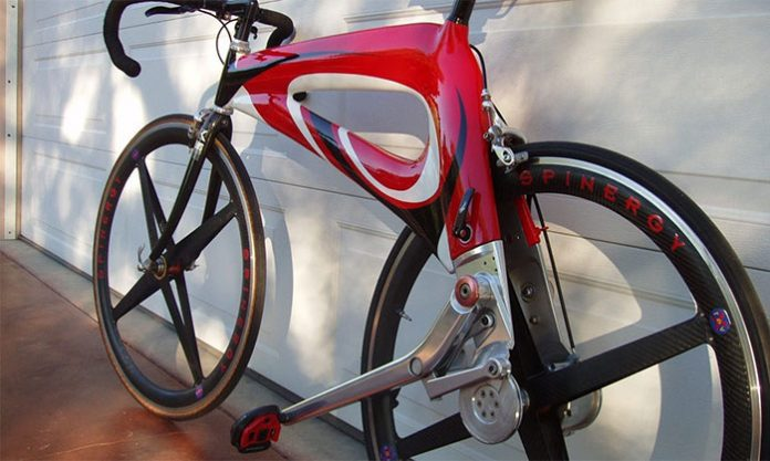 NuBike-Chainless-Bicycle