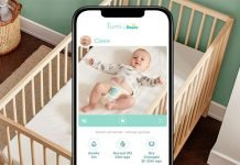 Pampers-Lumi-Smart-Diaper-System