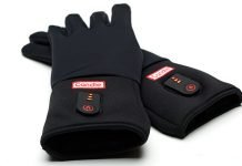 Candle-Rechargeable-Battery-Heated-Gloves