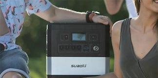 Suaoki-Ares-Powerful-Portable-Power-Station