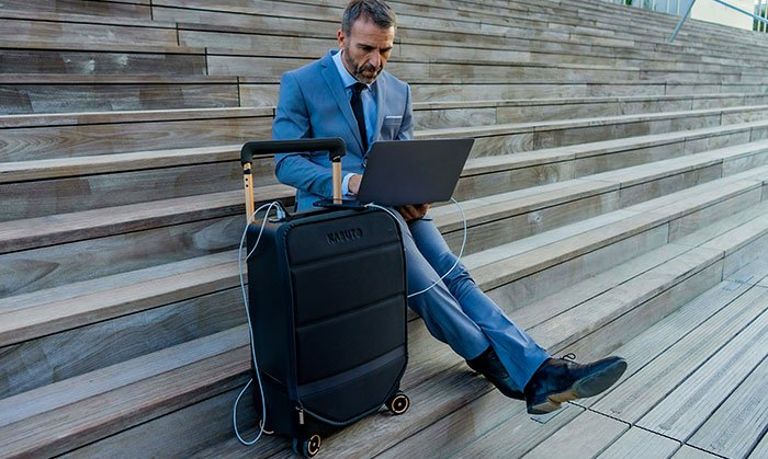 KABUTO Carry-on for frequent travelers