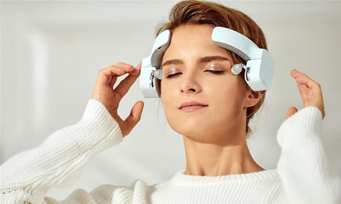 LEROU-Head-Massaging-Robot