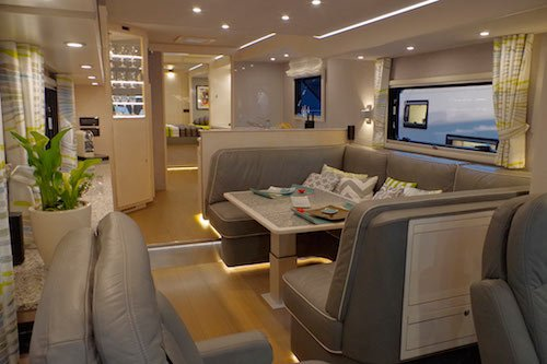 Volkner Mobil Performance S Luxury Motorhome