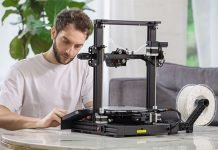 Creality-CR-6-SE-Auto-Leveling-3D-Printer-Kit