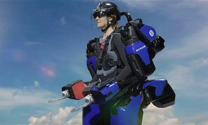 Sarcos-Guardian-XO-Powered-Exoskeleton