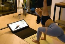 OTARI-Workout-Mat-AI-Pose-Feedback