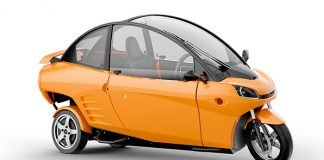 Carver-Three-Wheeled-Electric-Tilting-Vehicle