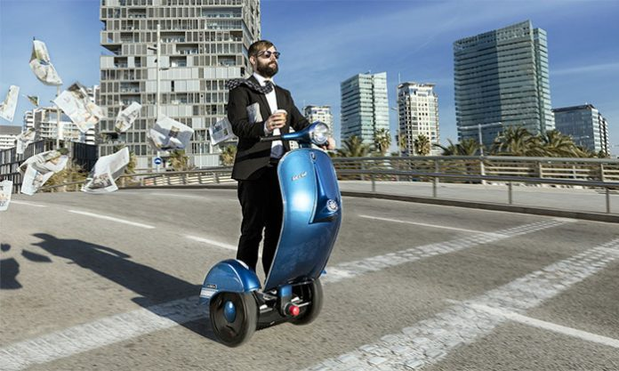Electric-Self-Balancing-Z-Scooter
