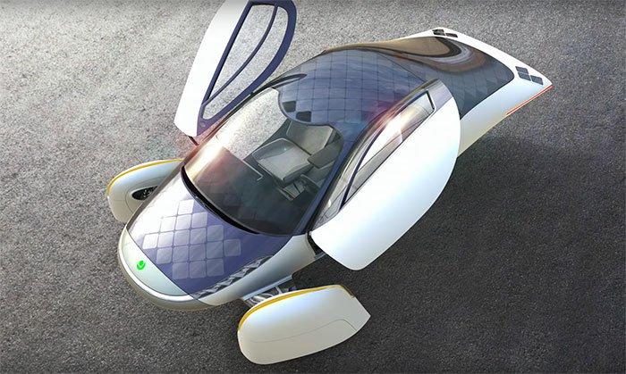 Aptera-EV-Solar-Roof-Array