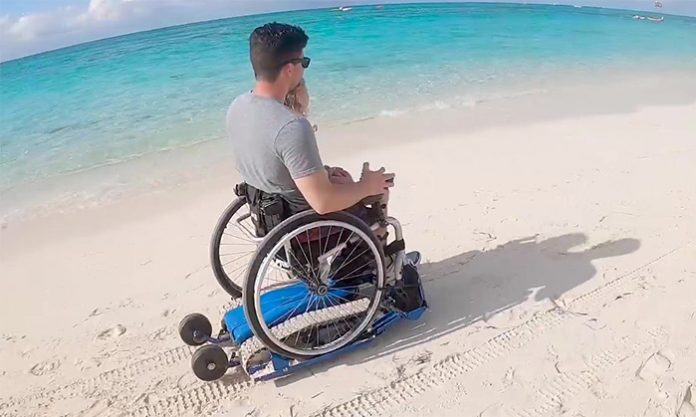 Freedom-Trax-Powered-Track-Device-For-Wheelchair