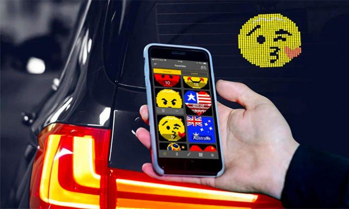 Mojipic-Wireless-Emoji-Display
