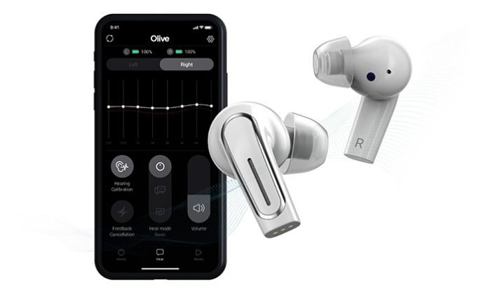 Olive-Pro-Hearing-Aids-Bluetooth-Earbuds