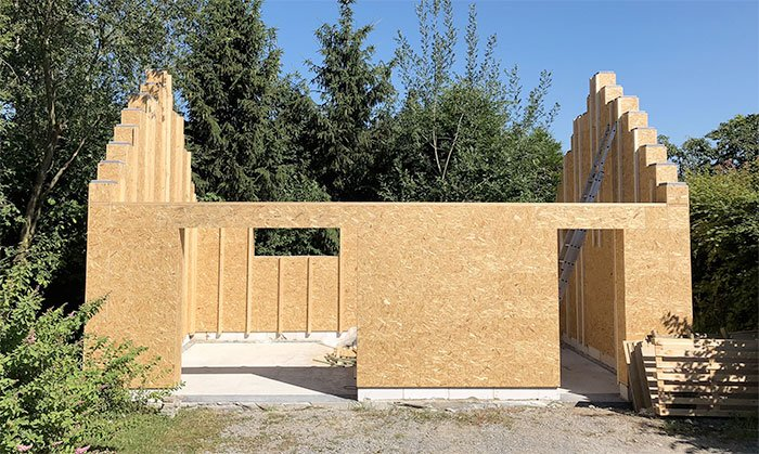 Quite possibly the closest thing that adults will ever have to Legos, Gablok's insulated blocks redefine the way that houses can be built. As the co
