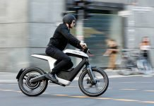 Novus-Electric-Motorbike
