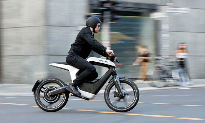 Novus-Electric-Motorbike