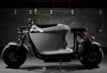 Bull-e-Urban-Electric-Scooter