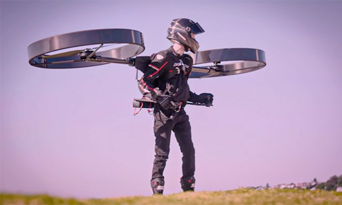 CopterPack-Electric-Backpack-Personal-Helicopter