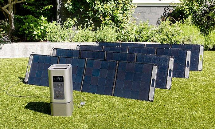 Generark Solar Generator Solar Panels