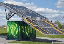 MOVEit Mobile Solar Container