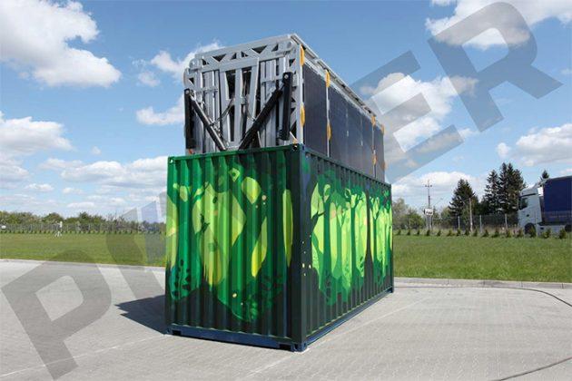 MOVEit PV Panels Lifting