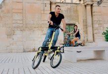 Tris Bike Tilting Electric Trike