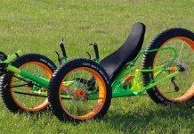 Wild One 4x4 Trike